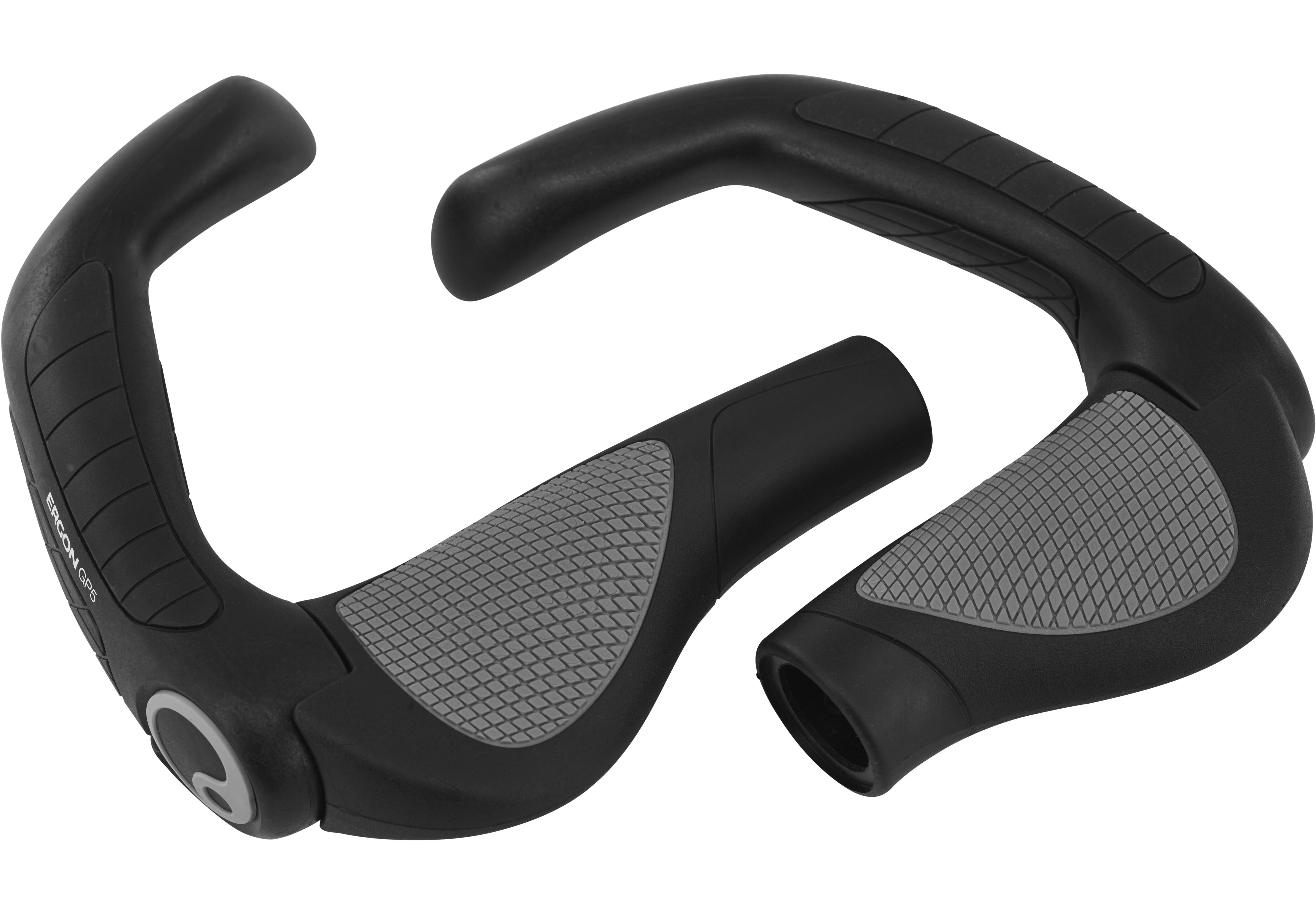 Ergon GP5 Griffe Rohloff/Nexus schwarz online kaufen | fahrrad.de